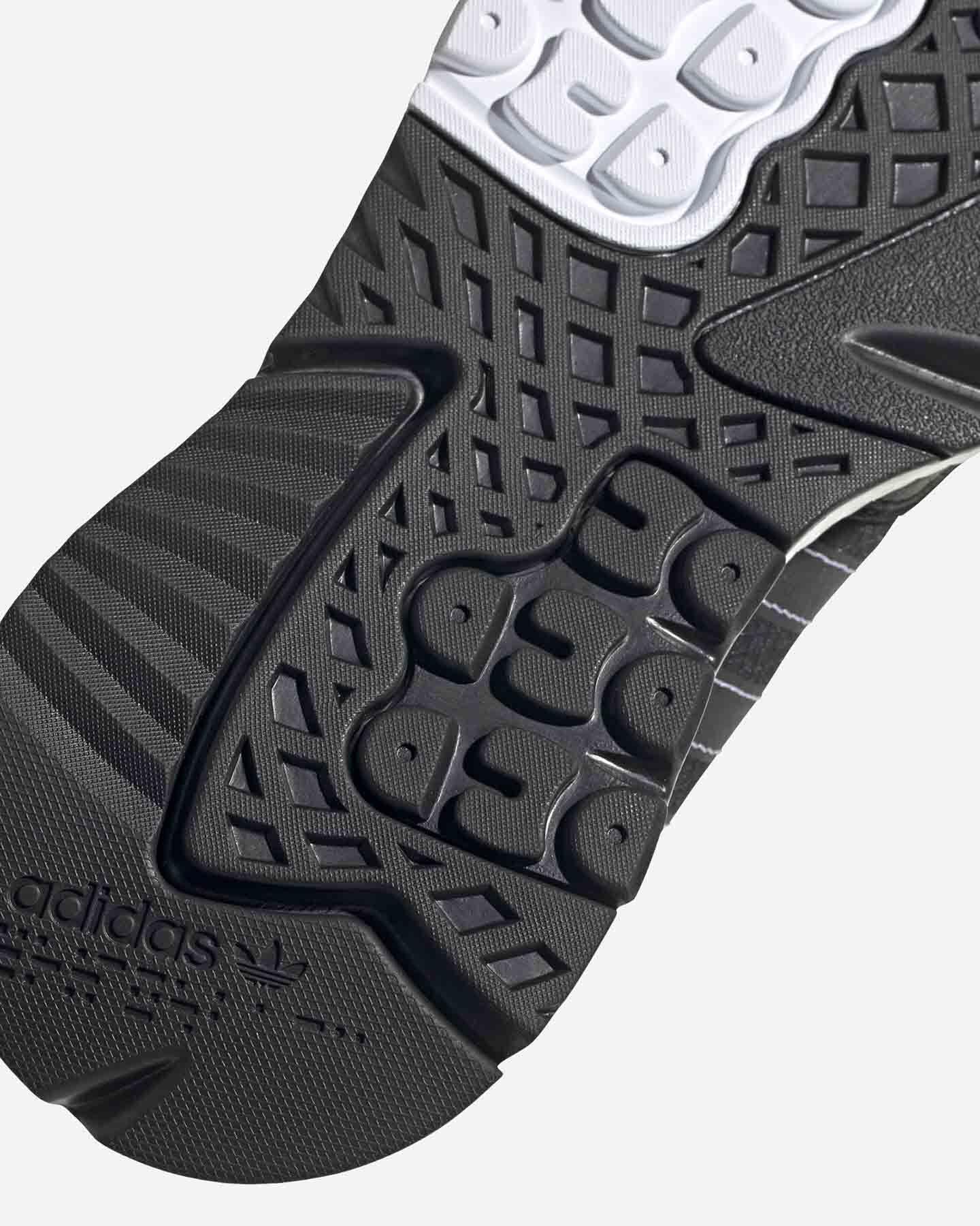 Scarpe sneakers ADIDAS NITE JOGGER M S5209261 scatto 5