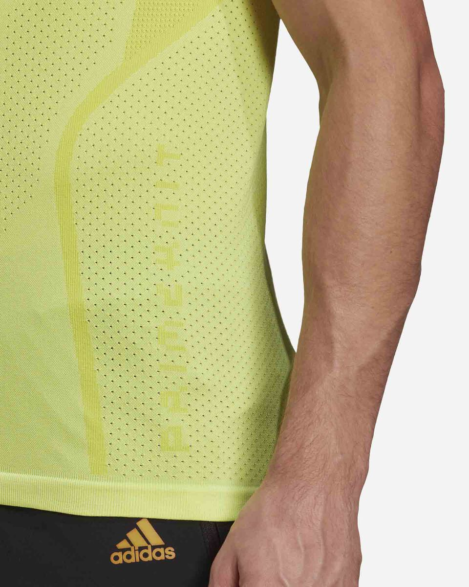 T-Shirt running ADIDAS PRIMEKNIT M S5275149 scatto 6