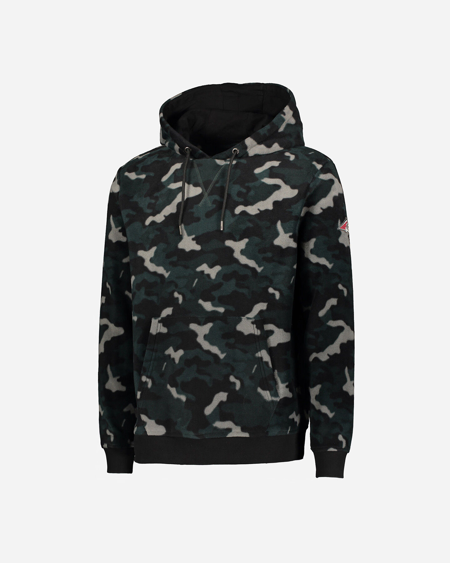 Pile sci BEAR HOODIE M S4083184 scatto 0
