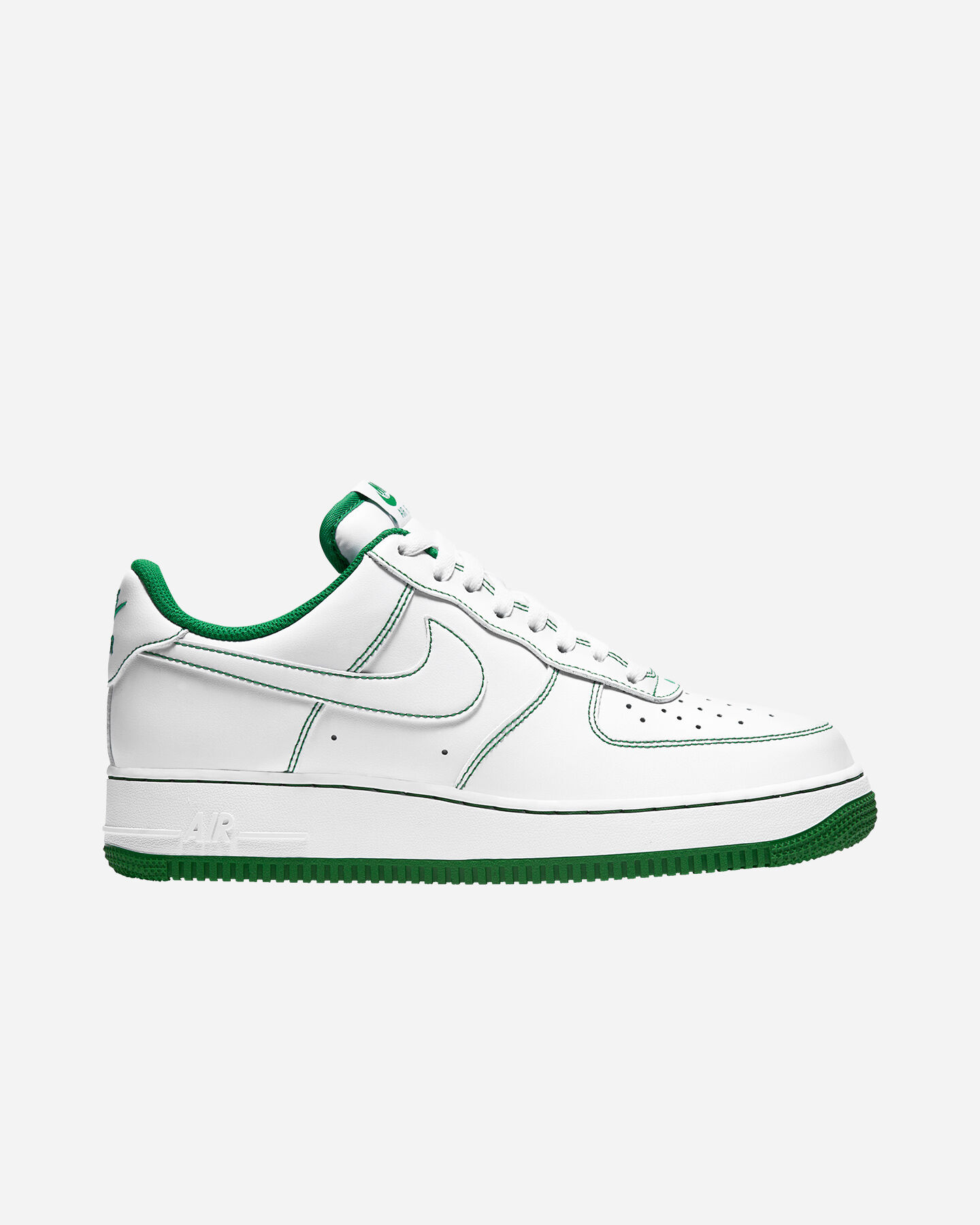 air force 1 uomo bianche e verdi