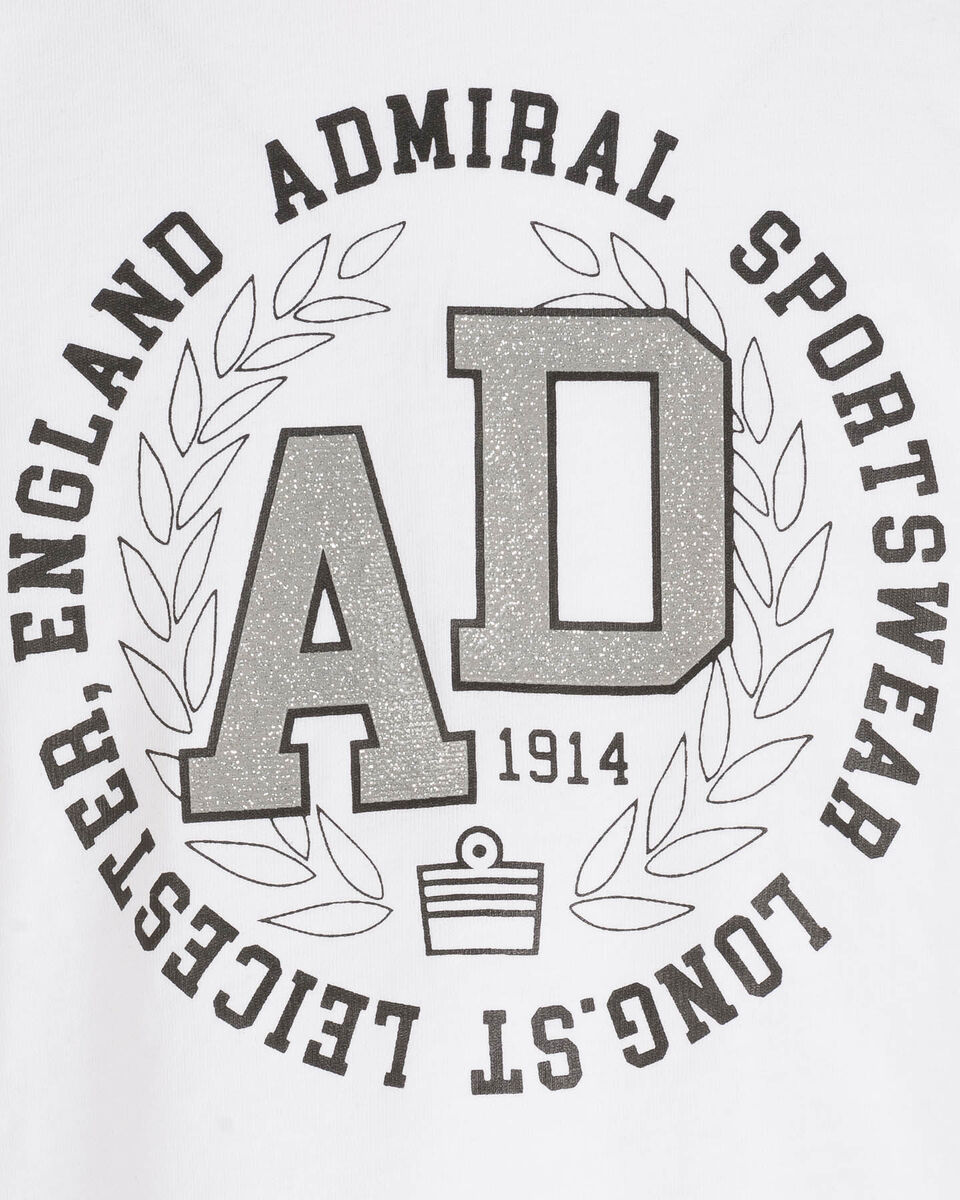 T-Shirt ADMIRAL TAPE JR S4087508 scatto 2