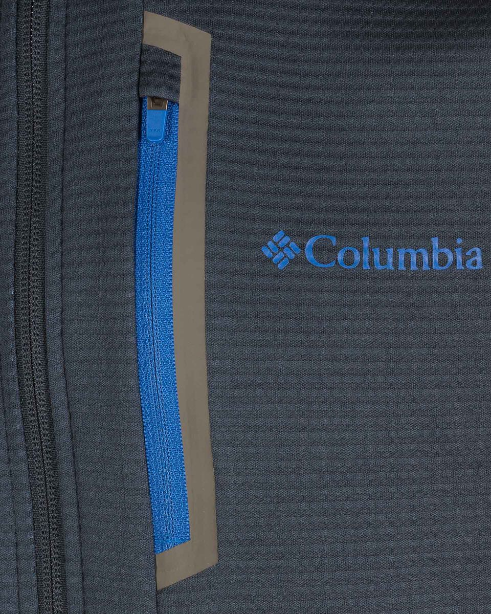 Pile COLUMBIA TECH TRAIL FZ HD M S5174855 scatto 2