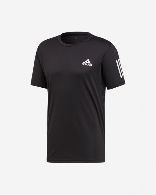 T-Shirt tennis ADIDAS 3 STRIPES CLUB M