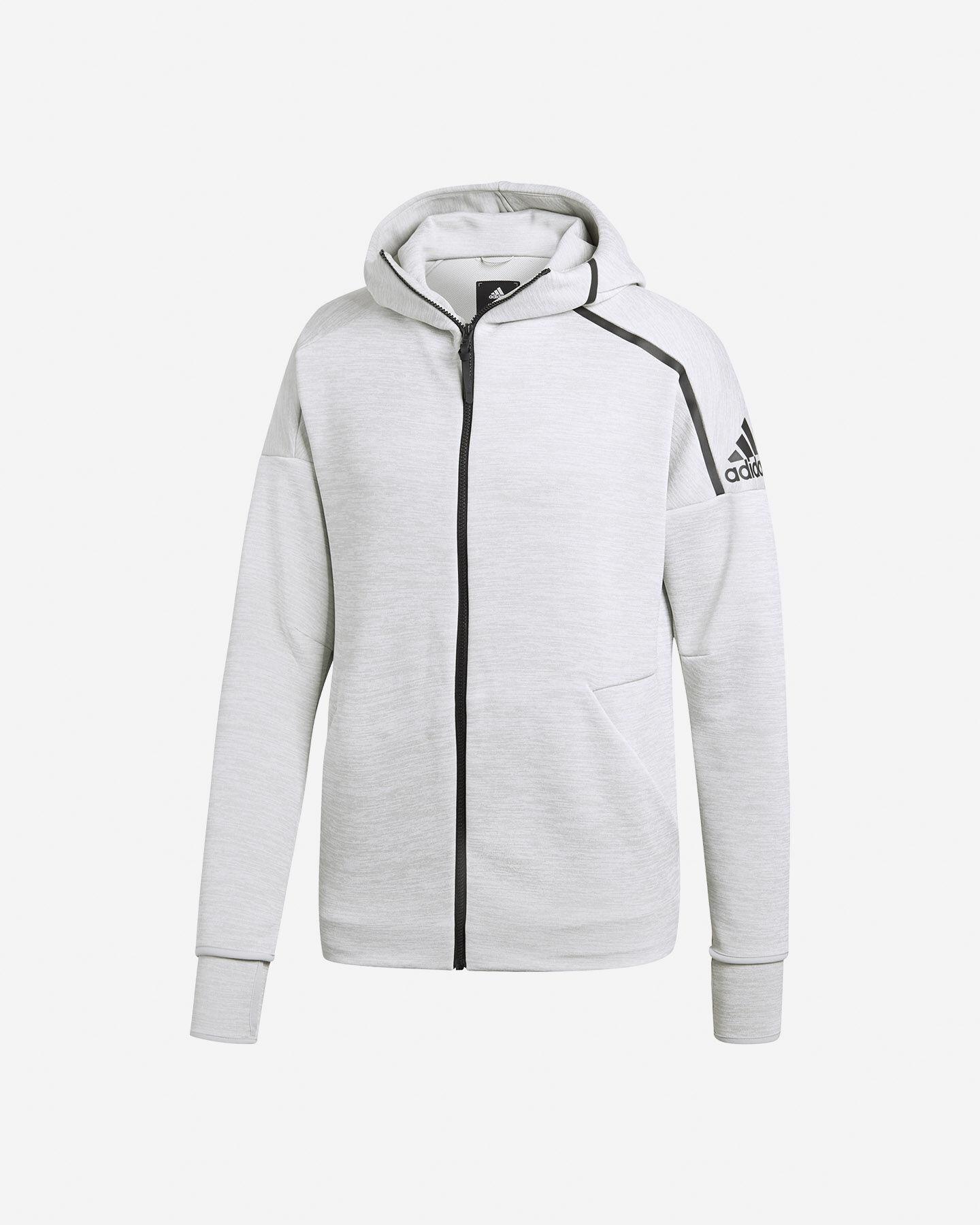 adidas hoodie zne uomo