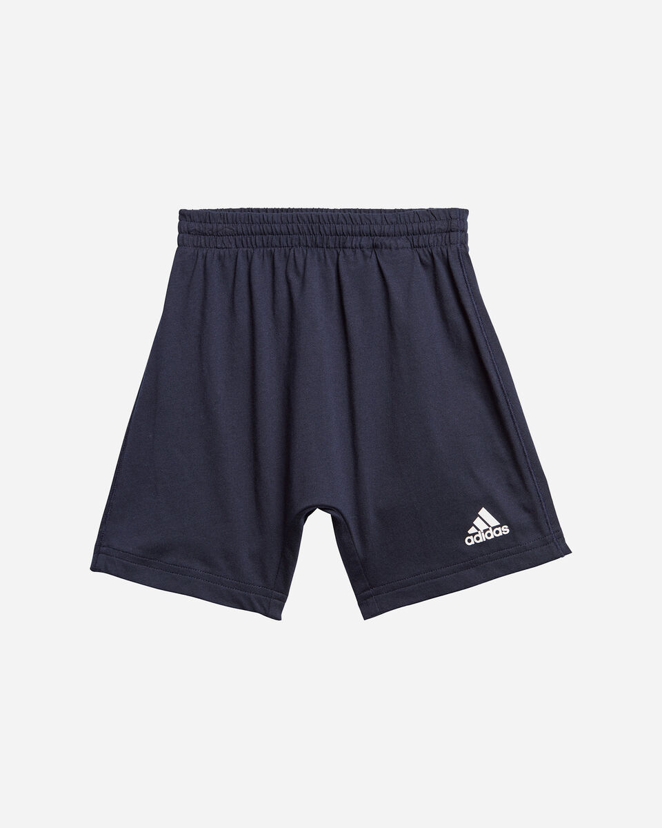Completo ADIDAS LOGO SUMMER JR S5149135 scatto 3