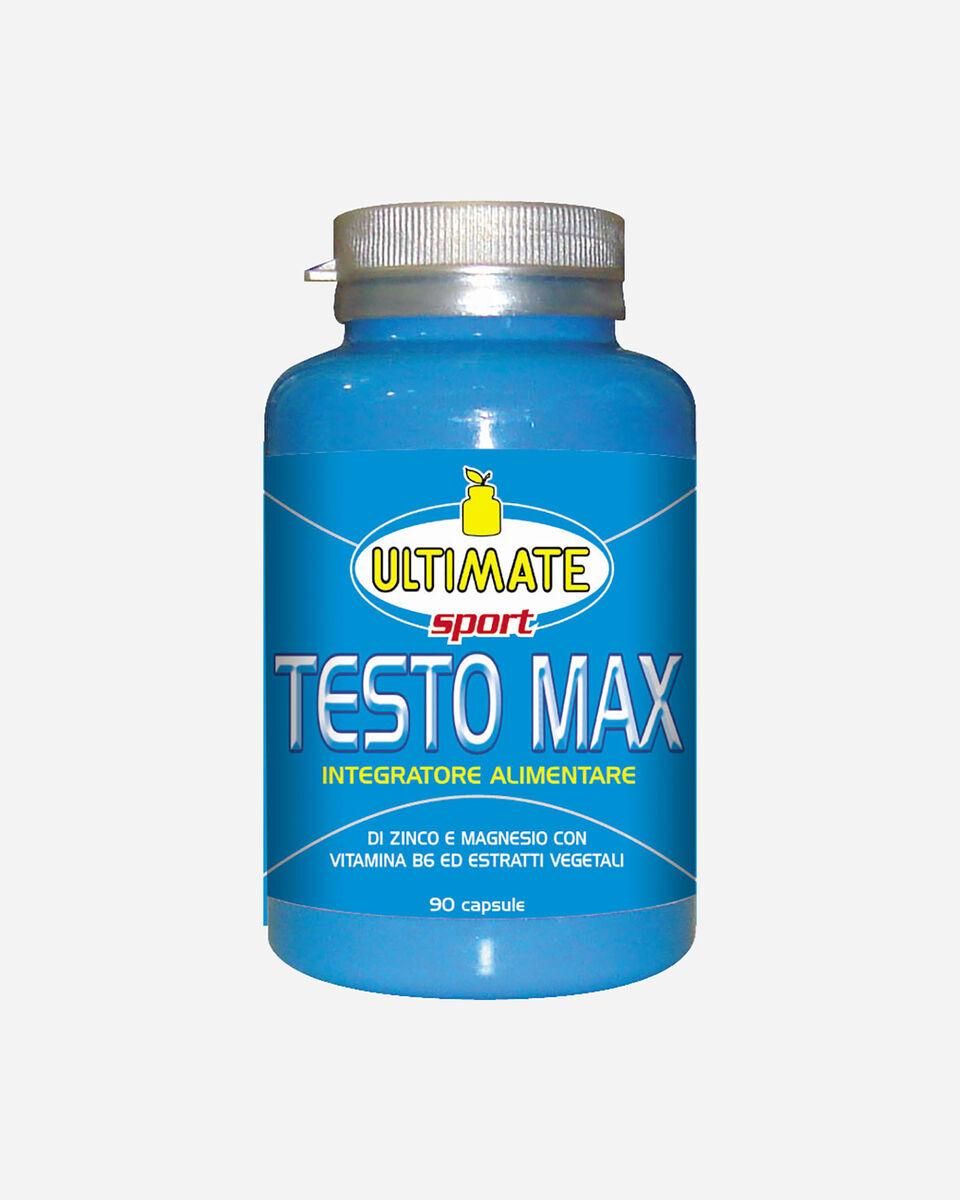 Energetico ULTIMATE ITALIA TESTO MAX 90 CAPSULE S0239027|9999|UNI scatto 0
