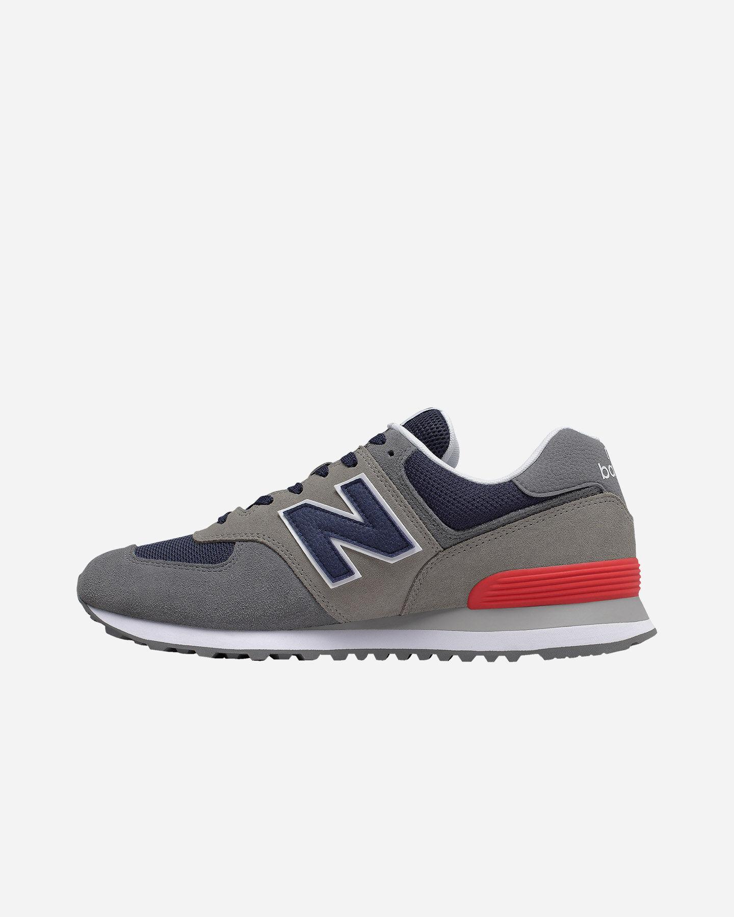 Scarpe sneakers NEW BALANCE 574 M S5166032 scatto 3