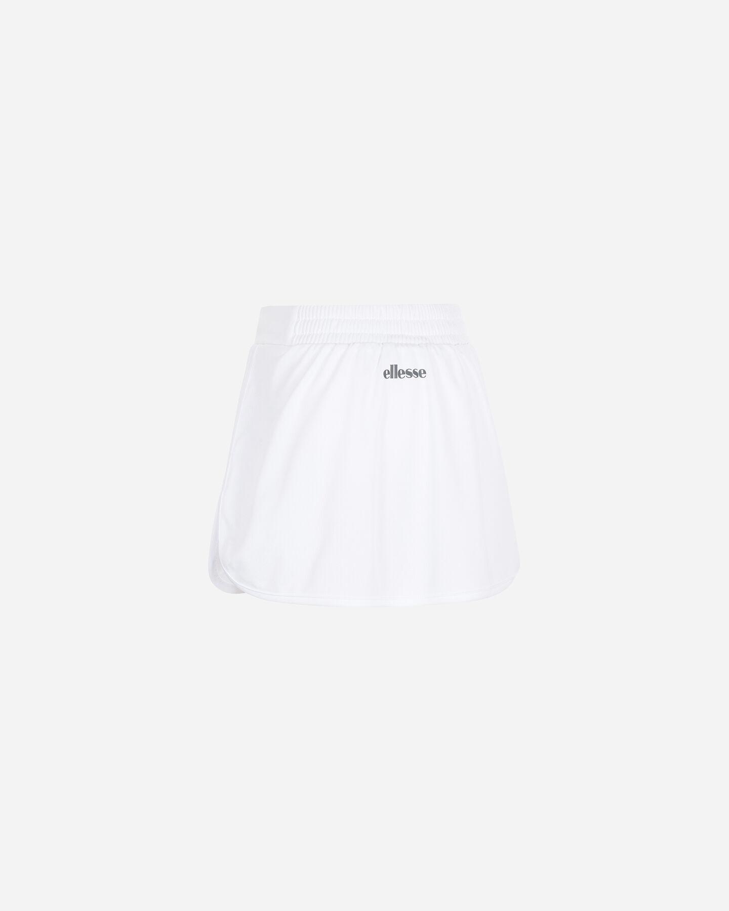 Pantalone tennis ELLESSE FULLWHITE JR S4047432 scatto 1