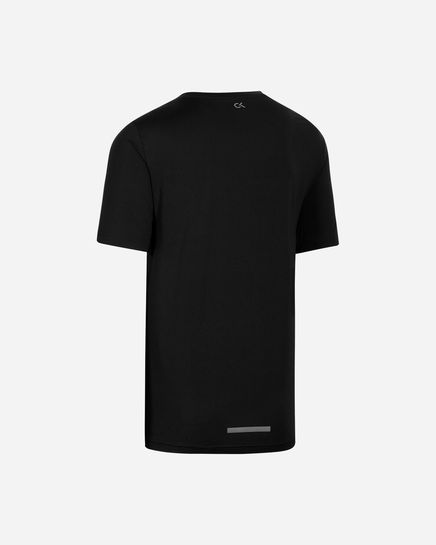 T-Shirt CALVIN KLEIN ACTIVE WORKOUT M S4079658 scatto 1