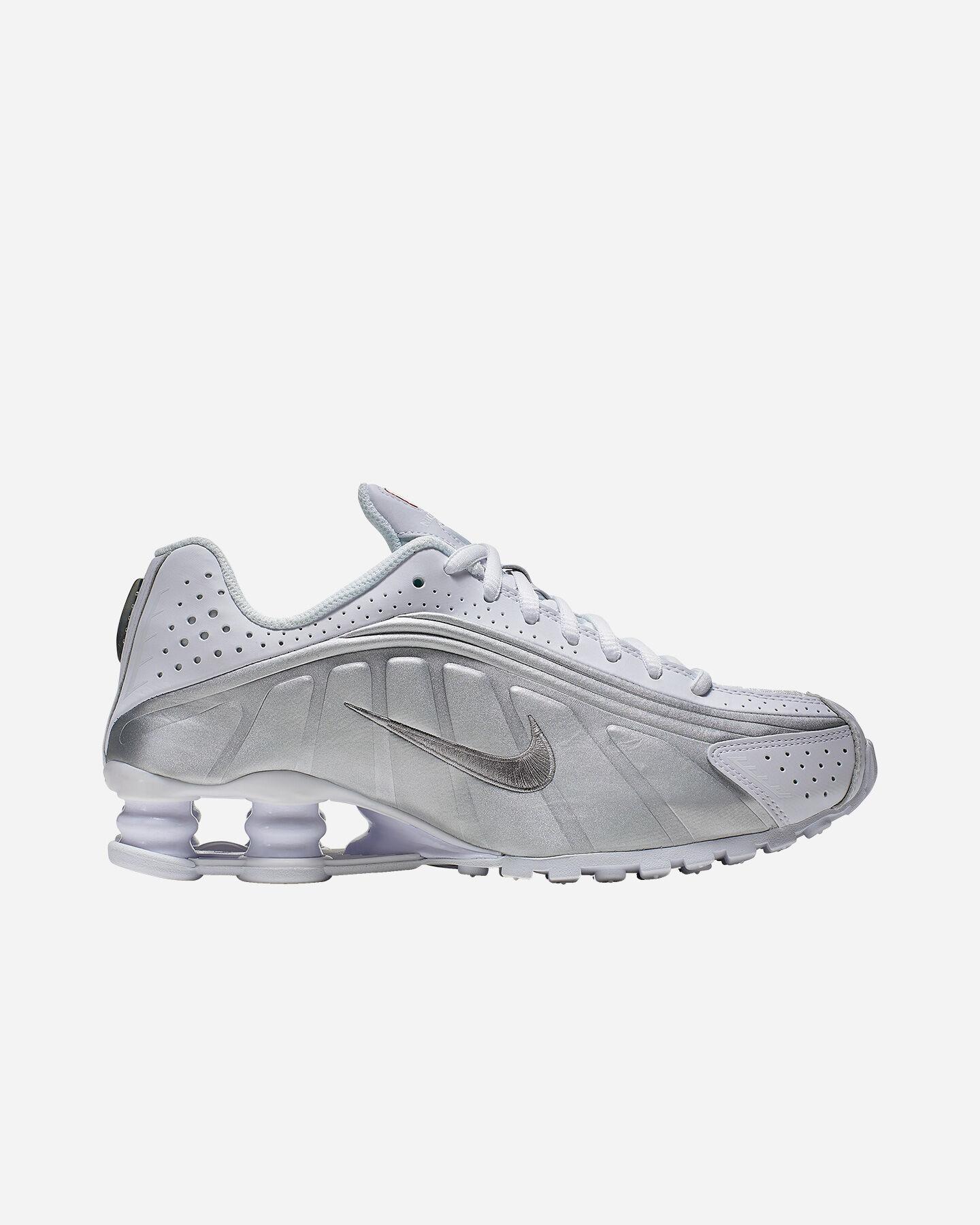 Scarpe sneakers NIKE SHOX R4 JR GS S2024076 scatto 0
