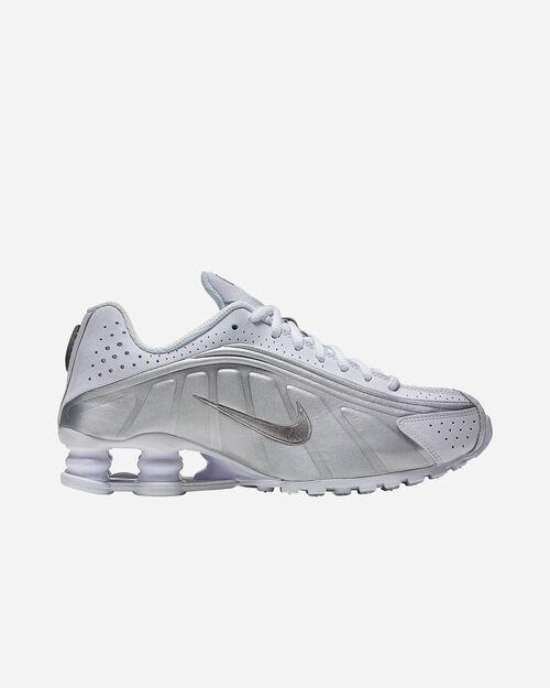 Scarpe sneakers NIKE SHOX R4 JR GS