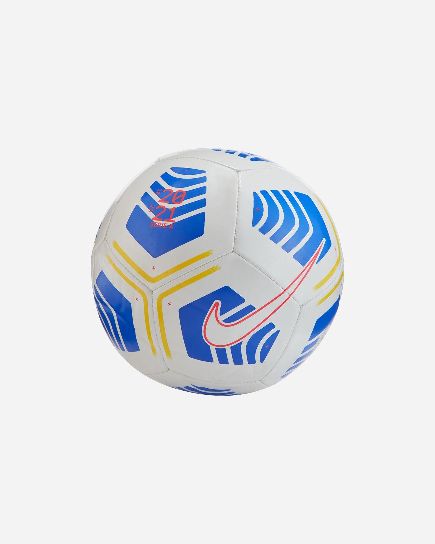 Pallone calcio NIKE SERIE A SKILLS S5223050 100 1 scatto 1