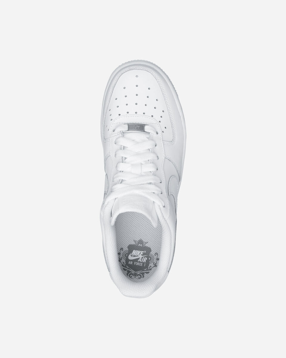 Scarpe sneakers NIKE AIR FORCE 1 JR GS S1261167 scatto 4