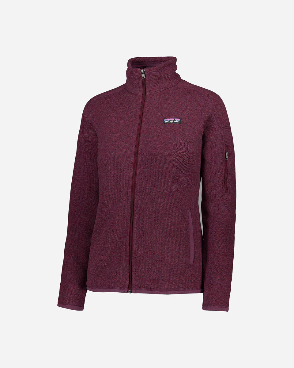 Pile PATAGONIA BETTER SWEATER FLEECE FZ W S4073650 scatto 5