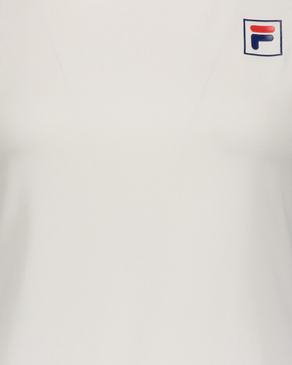 T-Shirt tennis FILA CLASSIC TENNIS TEE W S4007736 scatto 2