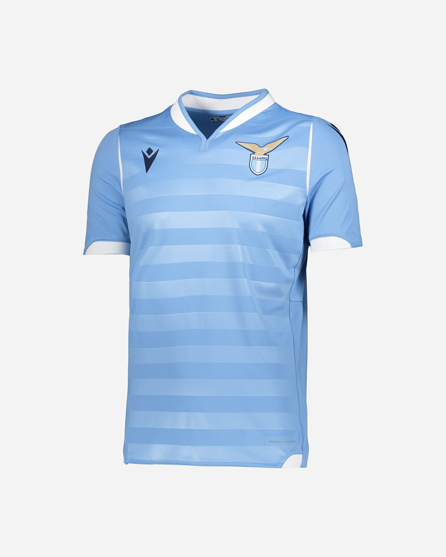 Maglia Calcio Macron Lazio Home 19-20 M 58014120 | Cisalfa Sport