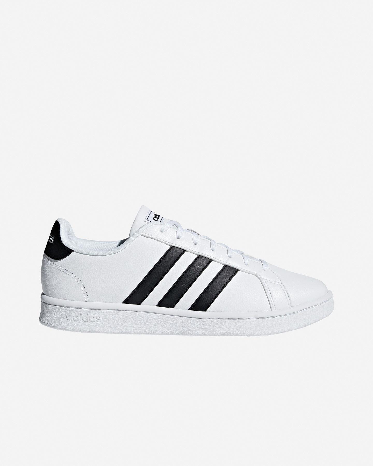 Scarpe sneakers ADIDAS GRAND COURT S4057049 scatto 0
