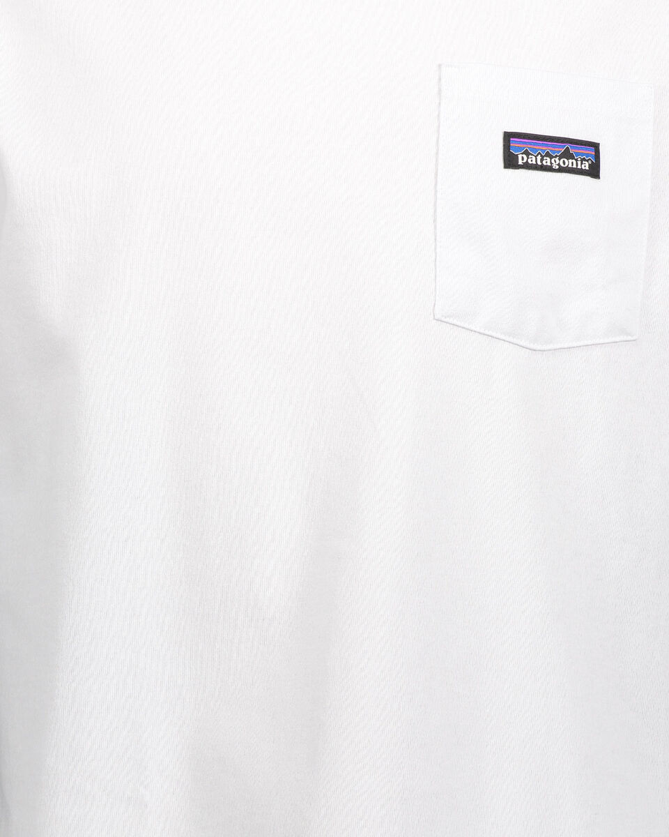T-Shirt PATAGONIA P-6 LABEL POCKET M S4089225 scatto 1