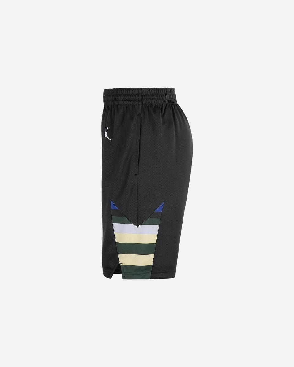 Pantaloncini basket NIKE MILWAUKEE SWINGMAN STATEMENT 20 M S5227969 scatto 1