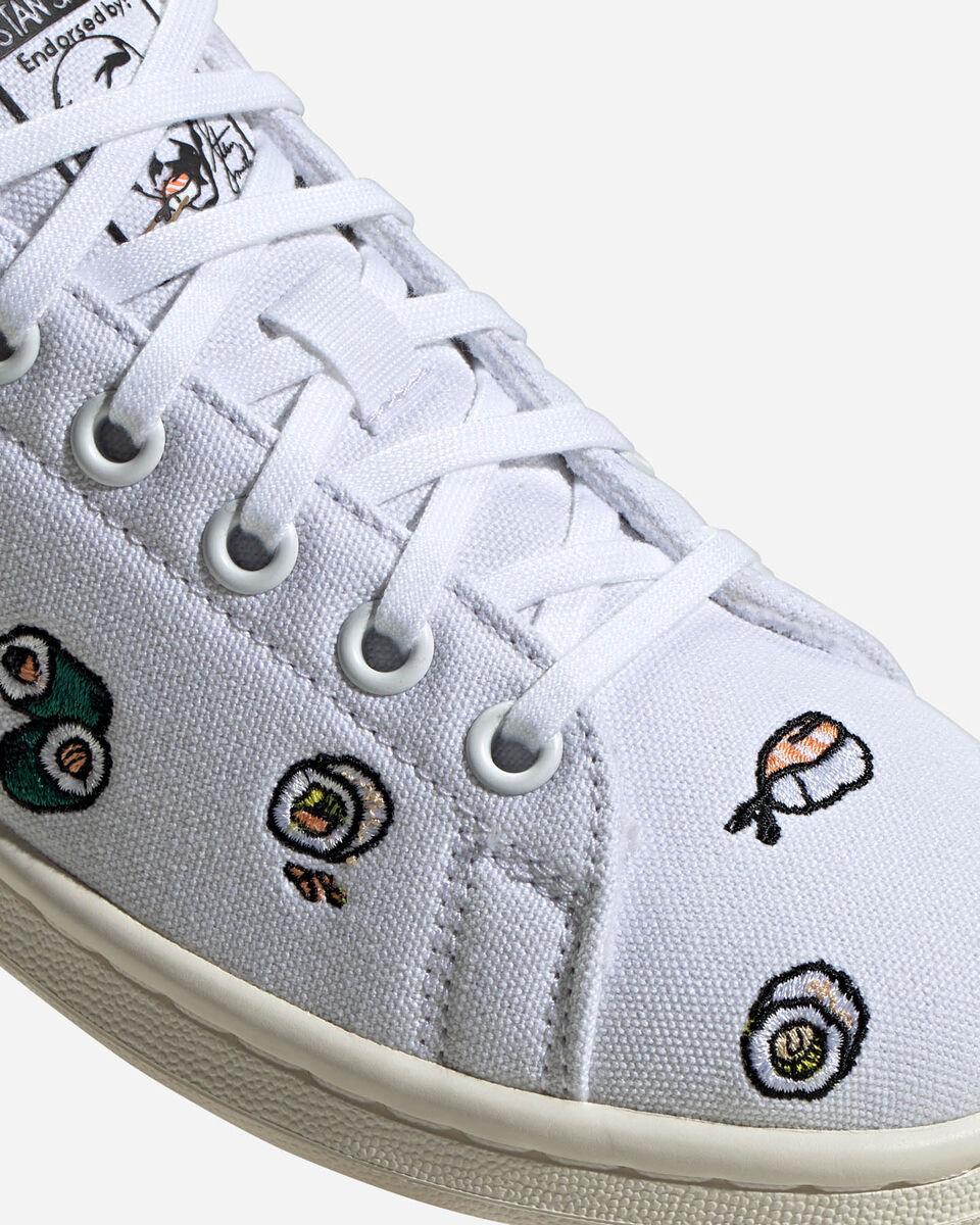Scarpe sneakers ADIDAS STAN SMITH JR S5151501 scatto 3