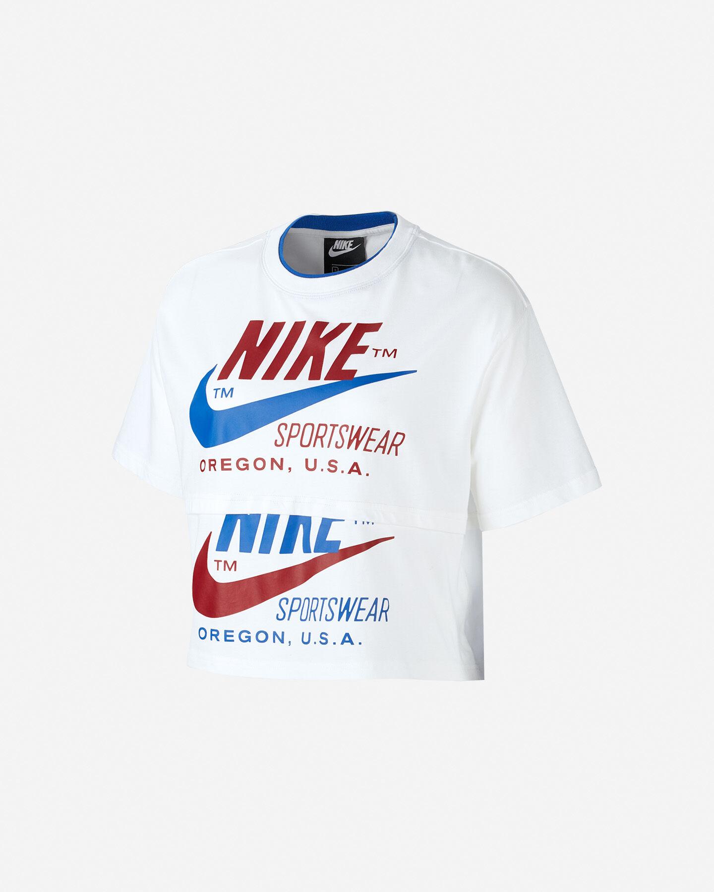 T-Shirt NIKE ICON CLASH W S5164029 scatto 0