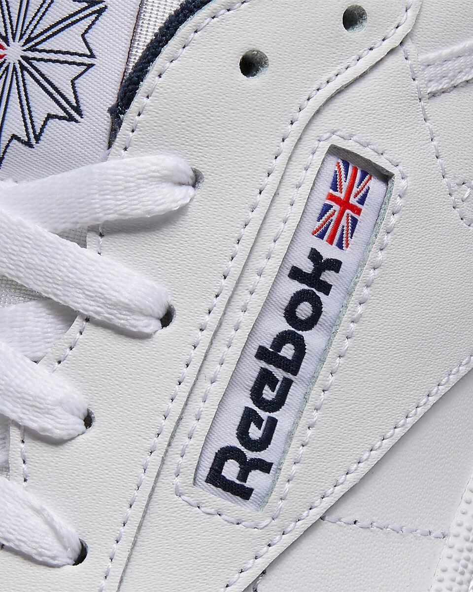 Scarpe sneakers REEBOK CLUB C 85 M S2011674 scatto 5