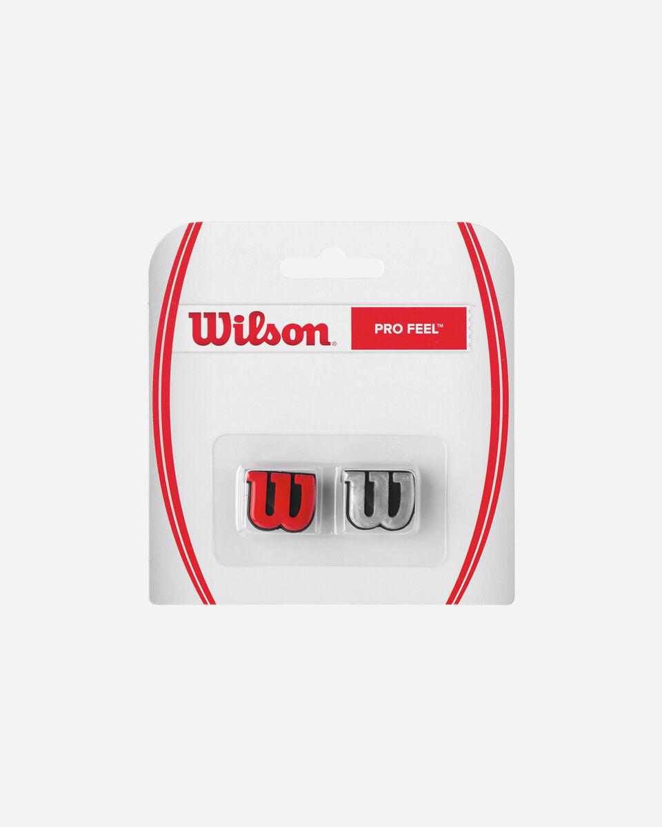 Accessorio tennis WILSON PRO FEEL S1282050|UNI|NS scatto 0