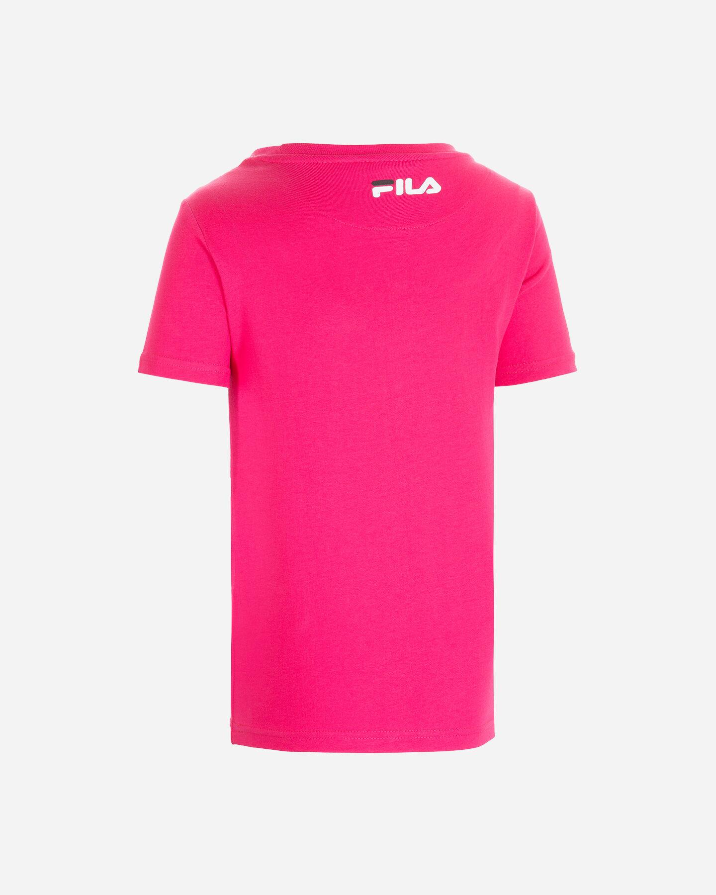 T-Shirt FILA LOGO JR S4081141 scatto 1