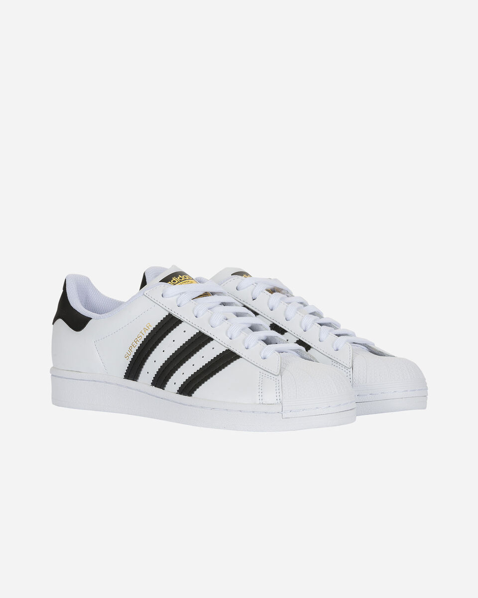 Scarpe sneakers ADIDAS SUPERSTAR S5152613 scatto 1