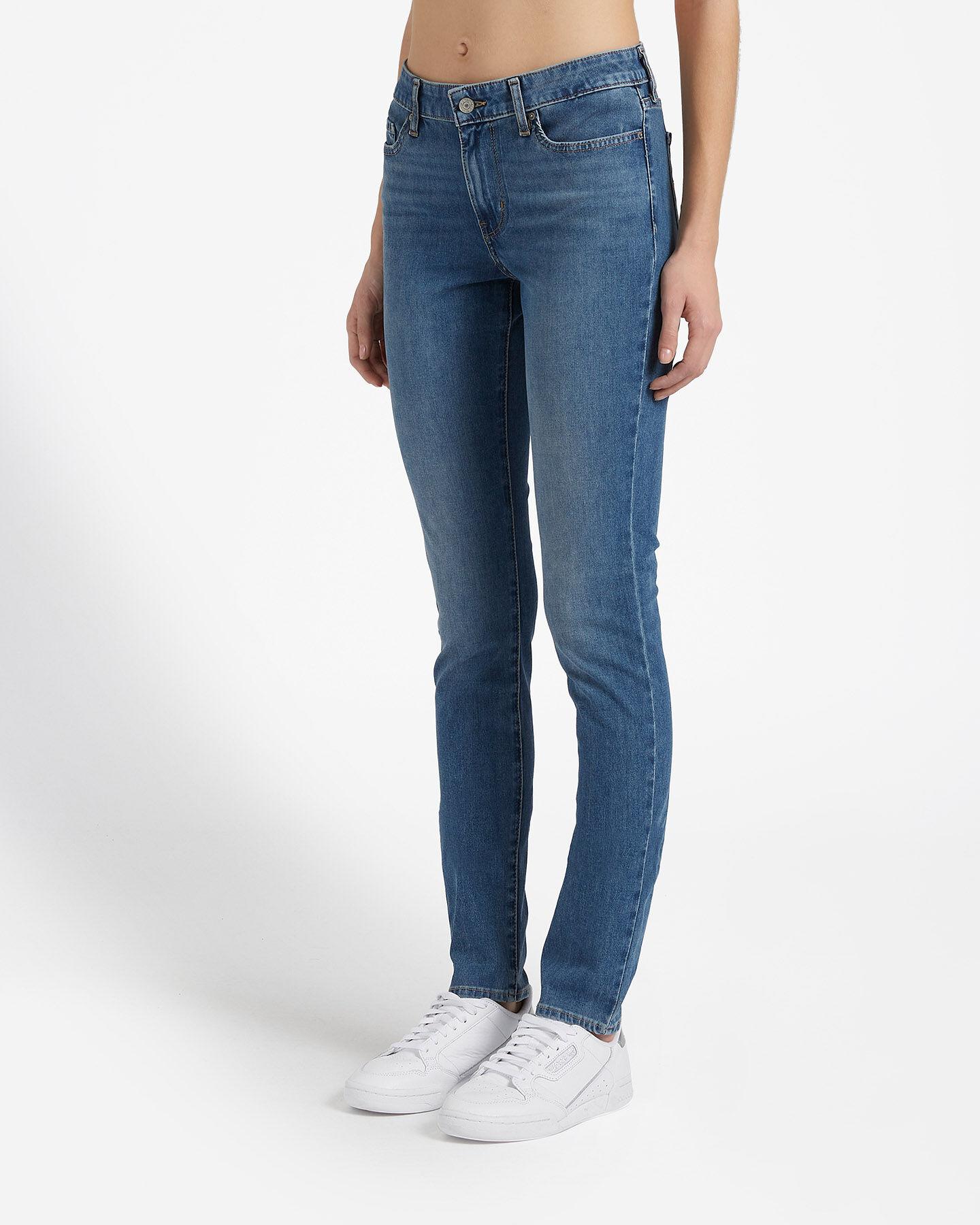 Jeans LEVI'S 711 SKINNY W S4077781 scatto 2