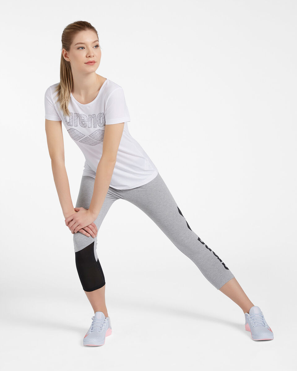 T-Shirt training ARENA DRIFIT BLOGO  W S4087306 scatto 1