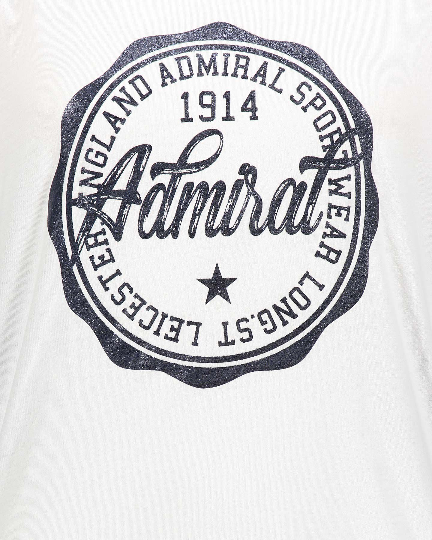 T-Shirt ADMIRAL BASIC W S4080603 scatto 2