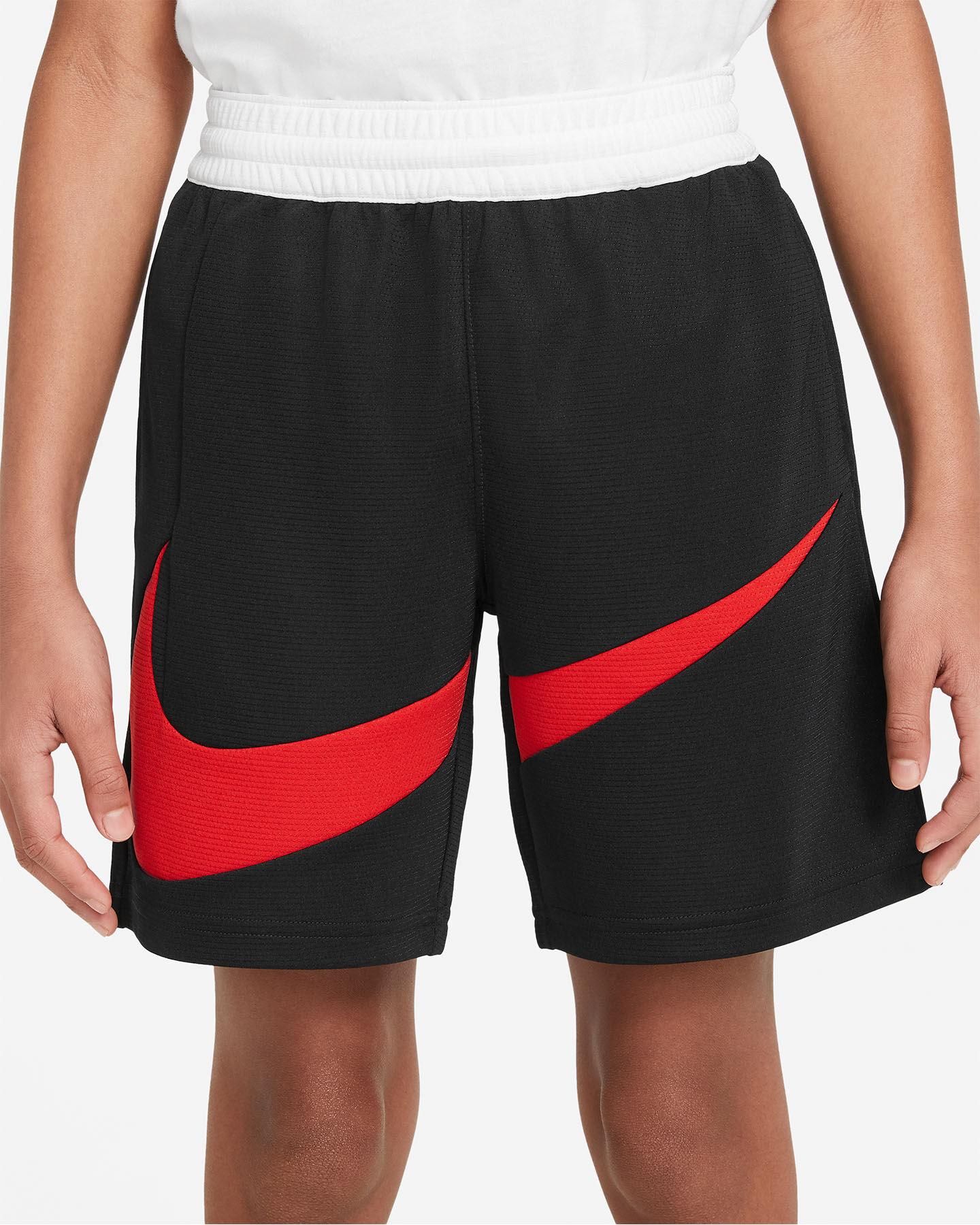 Pantaloncini NIKE DRIFIT JR S5269920 scatto 1