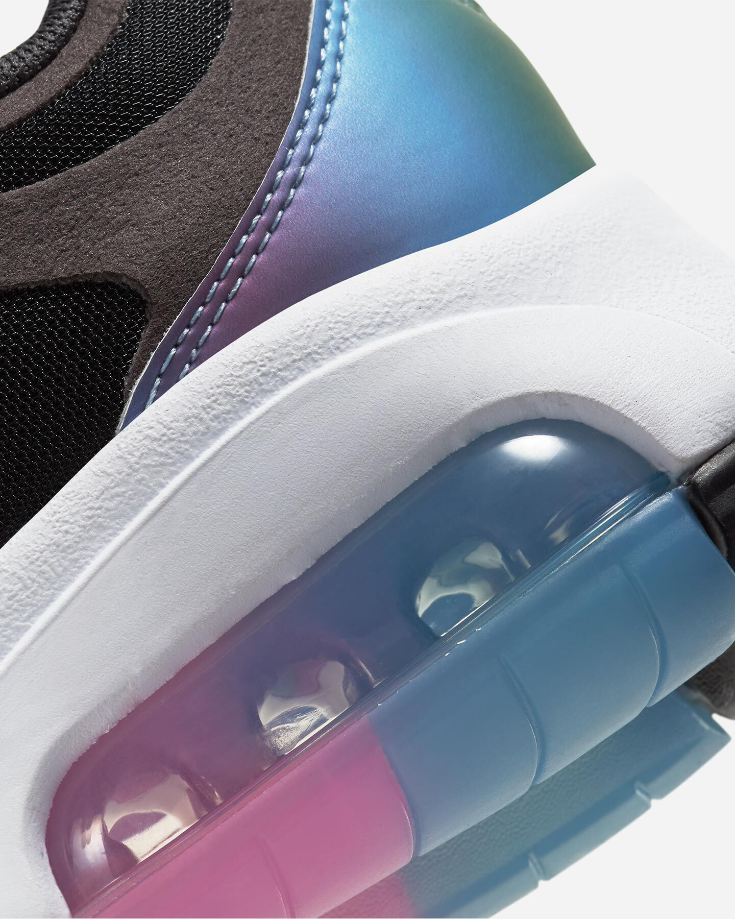 Scarpe sneakers NIKE AIR MAX 200 20 JR GS S5162406 scatto 5