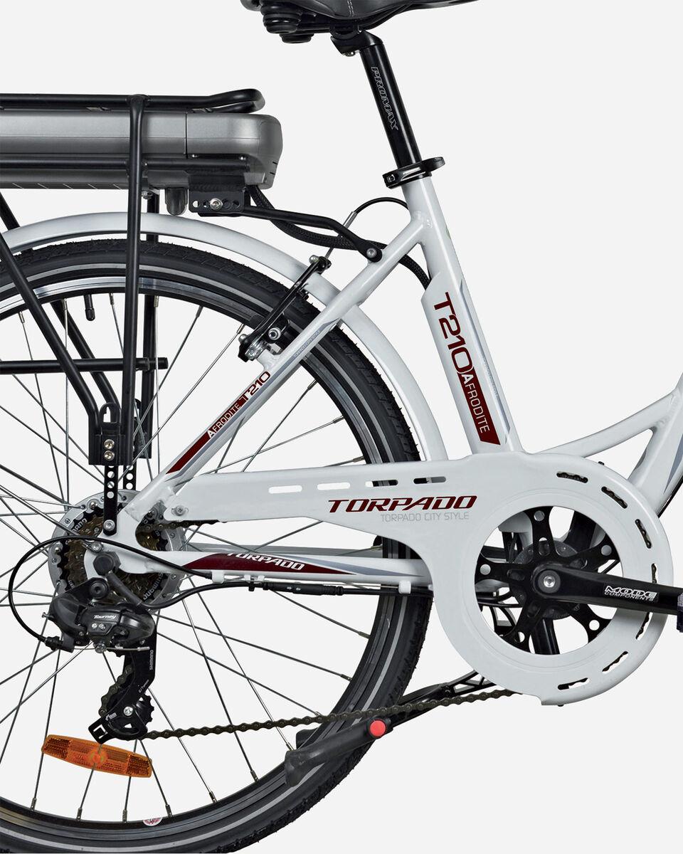 Bici elettrica TORPADO CITY E-BIKE AFRODITE W S4084663|1|UNI scatto 1