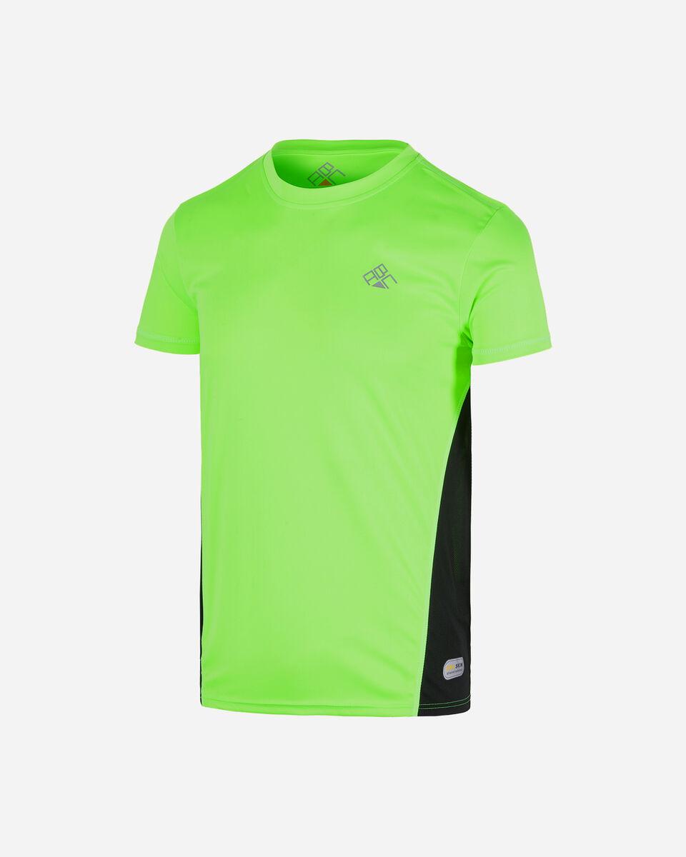 T-Shirt running ABC TECH RUN LOGO M S4074555 scatto 0