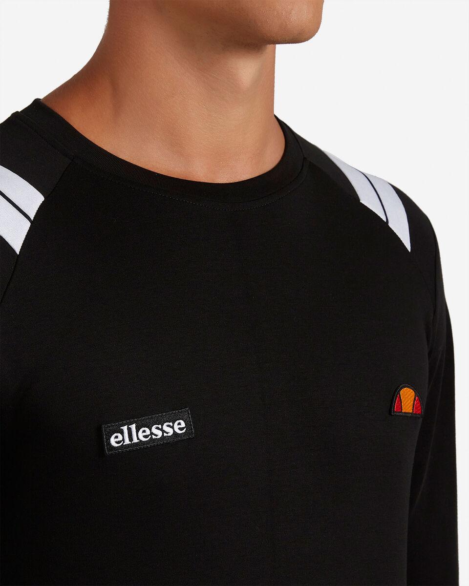 T-Shirt ELLESSE STRIPES M S4081219 scatto 4