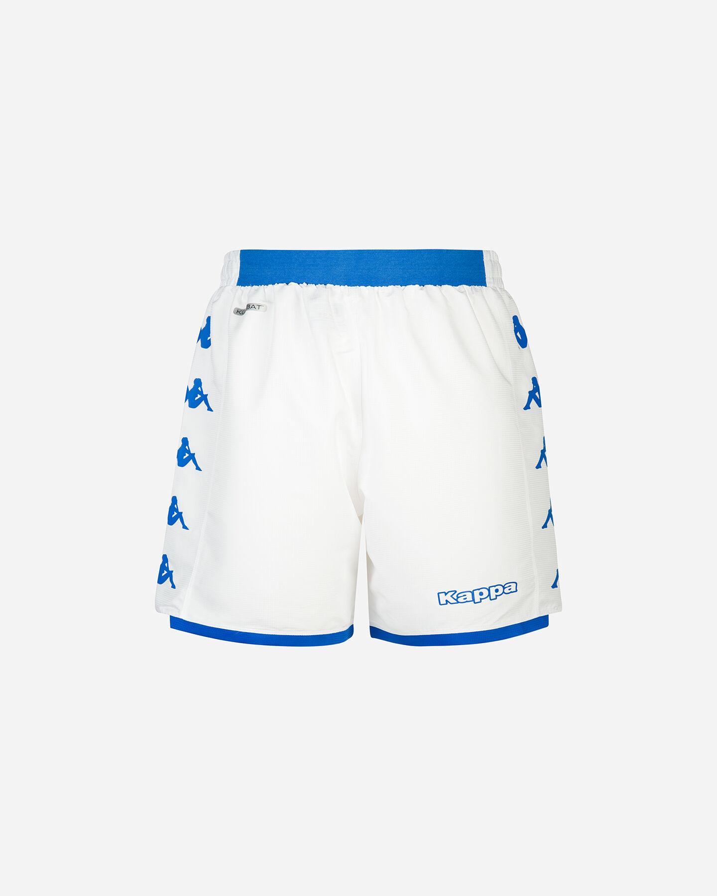 Pantaloncini calcio KAPPA BRESCIA 19-20 JR S4070754 scatto 2