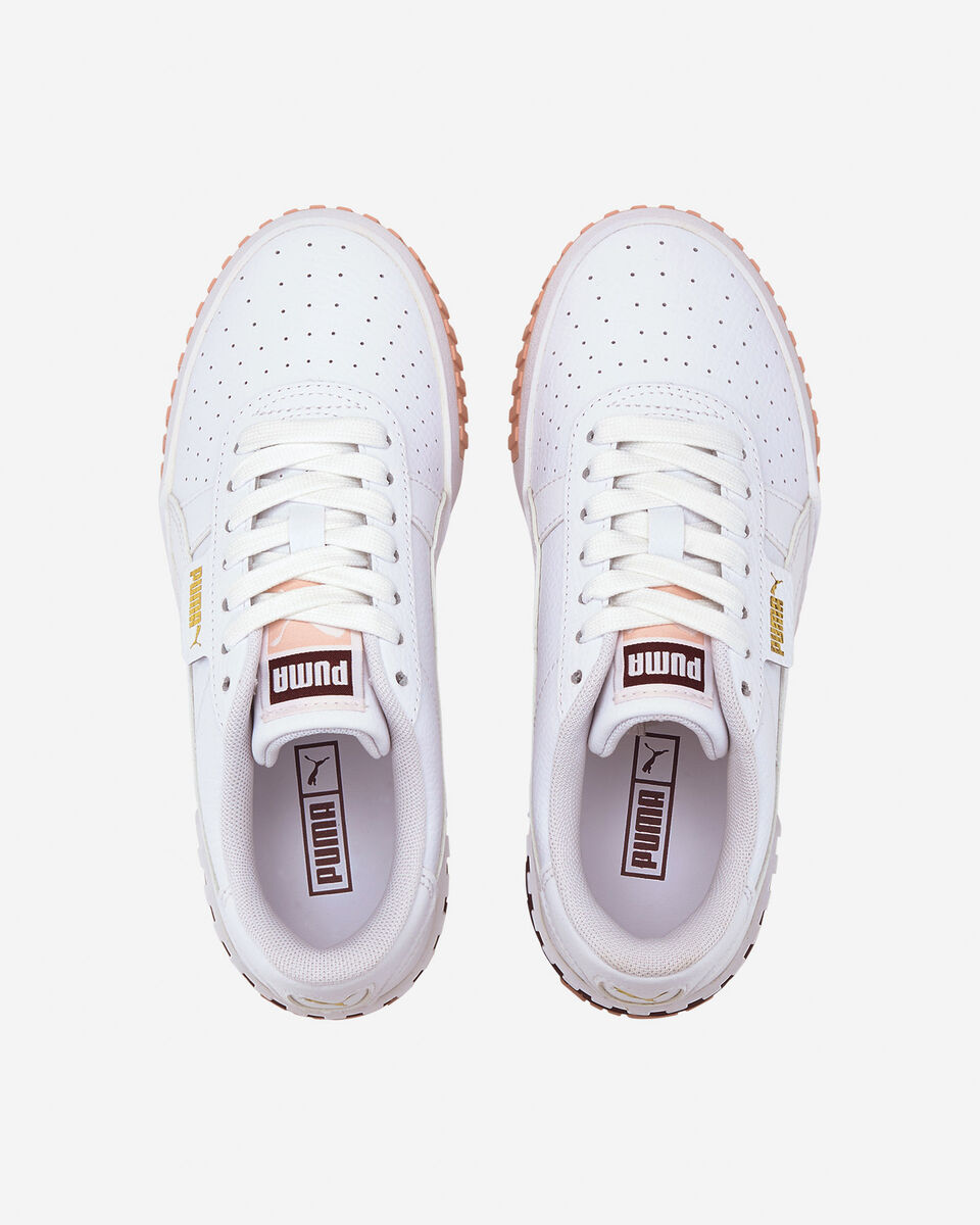 Scarpe sneakers PUMA CALI GS JR S5234399 scatto 3