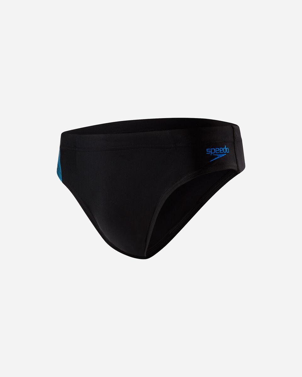 Slip piscina SPEEDO PLACEMENT 7CM M S4072017 scatto 0