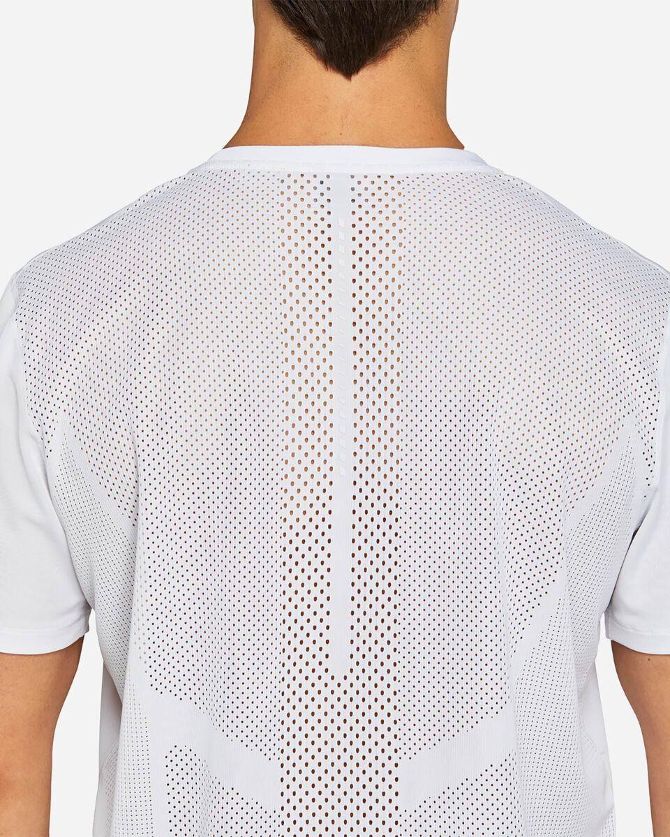 T-Shirt running ASICS FUTURE TOKYO VENTILATE SS M S5213378 scatto 5