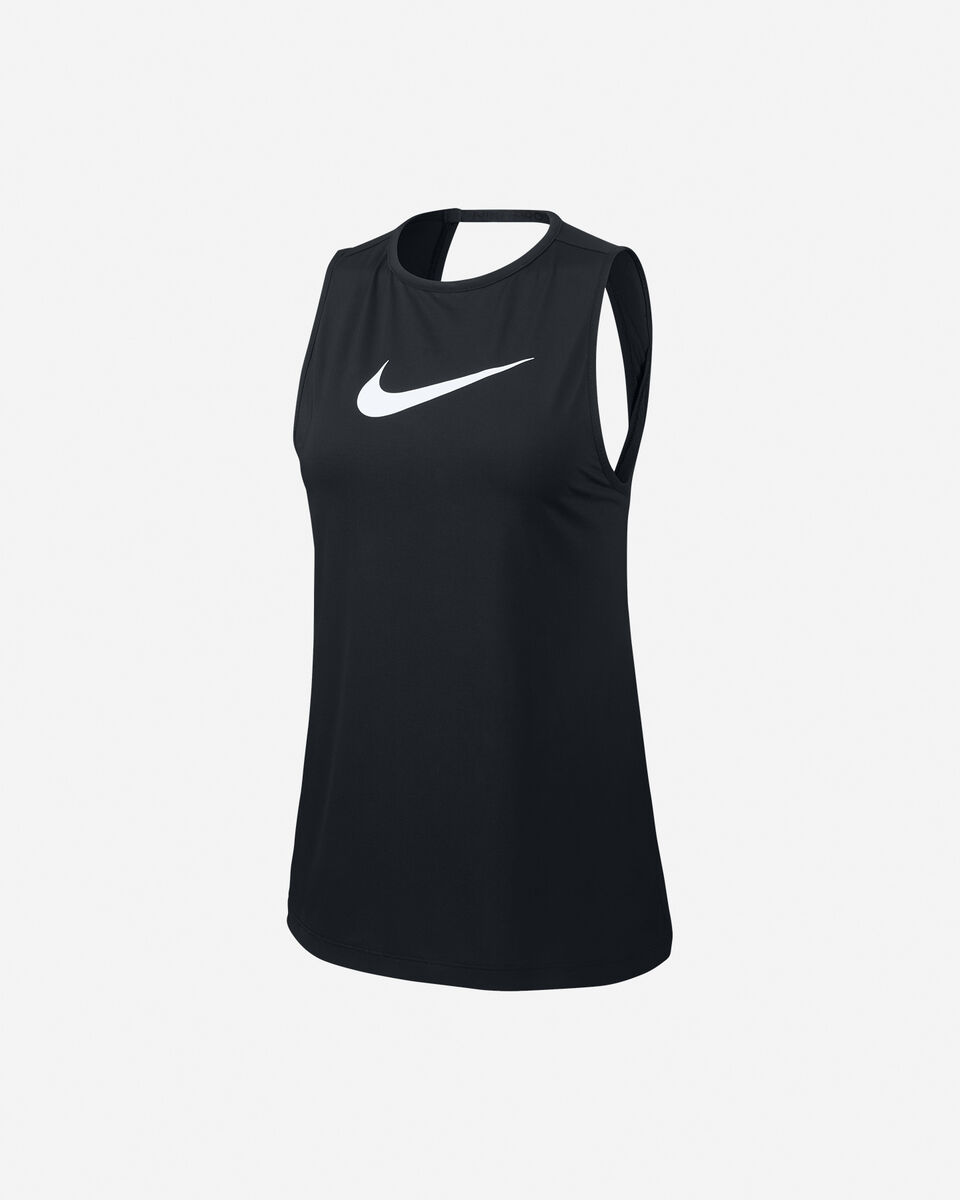 Canotta training NIKE MESH W S5164189 scatto 0