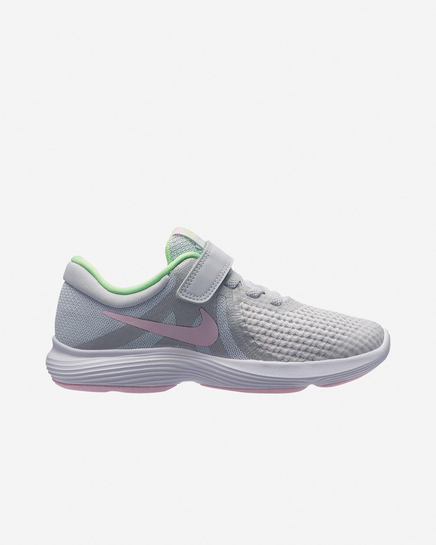 Scarpe Sportive Nike Revolution 4 Jr Ps 943307-006   Cisalfa Sport