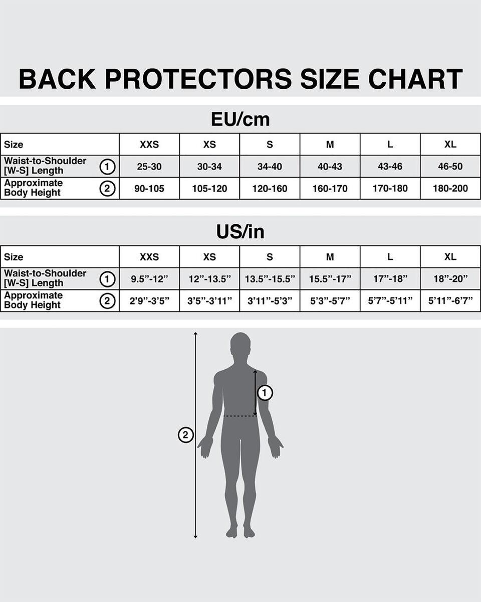 Protezione sci SLYTECH NOSHOCK VEST S4063682 scatto 5