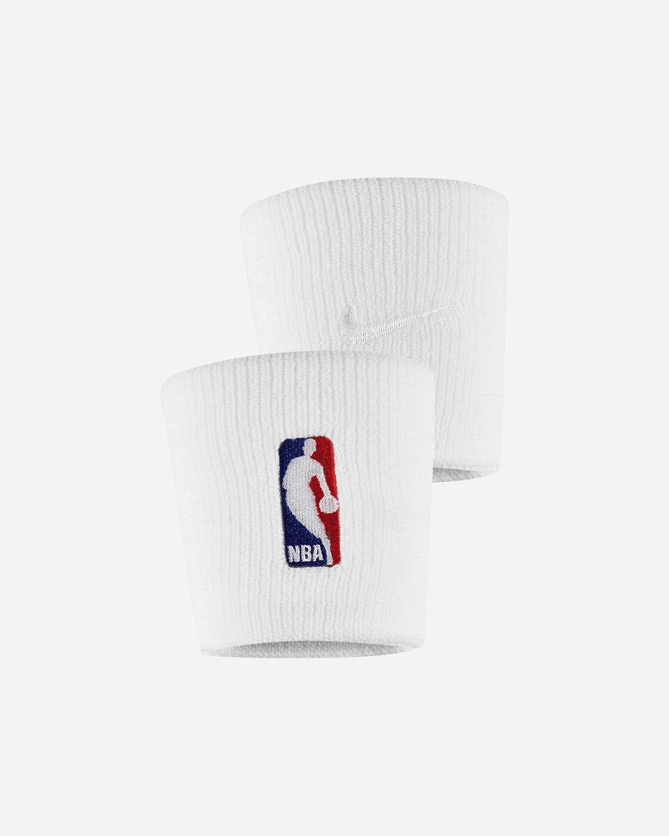 Accessorio basket NIKE NBA WRISTBAND S4031391 1 UNI scatto 0