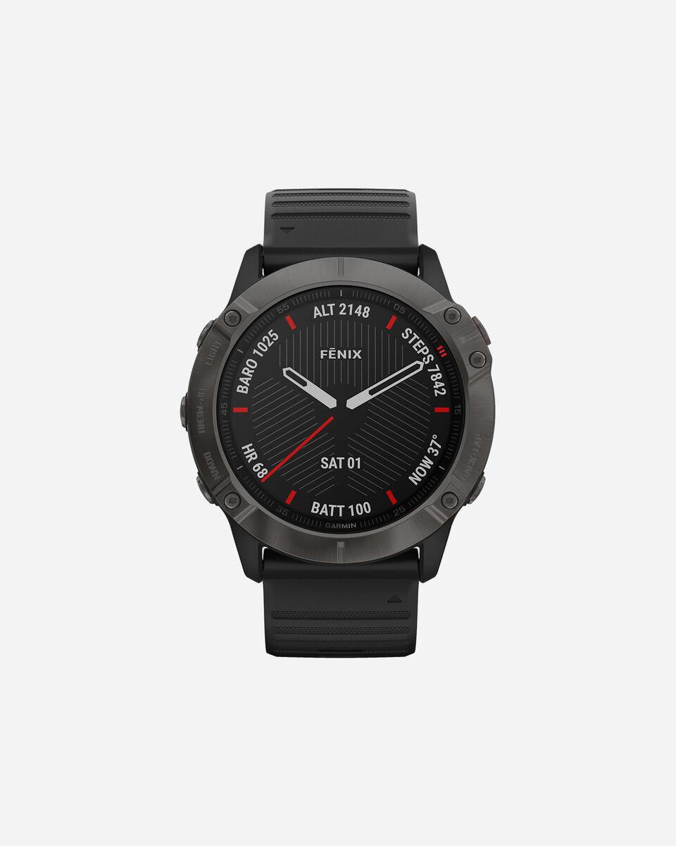Orologio multifunzione GARMIN FENIX 6X SAPPHIRE S4076558|11|UNI scatto 0