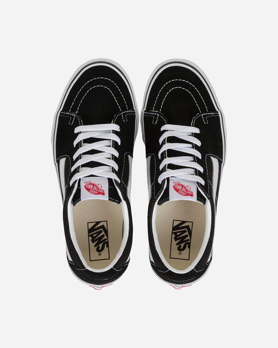 Scarpe sneakers VANS SK8-LOW M S5241237 scatto 3