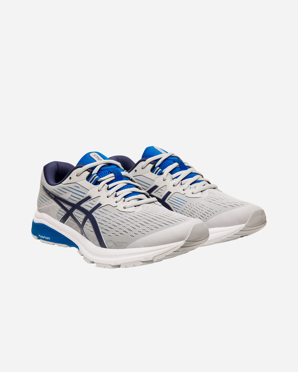 Scarpe running ASICS GT-1000 8 MID M S5139996 scatto 1