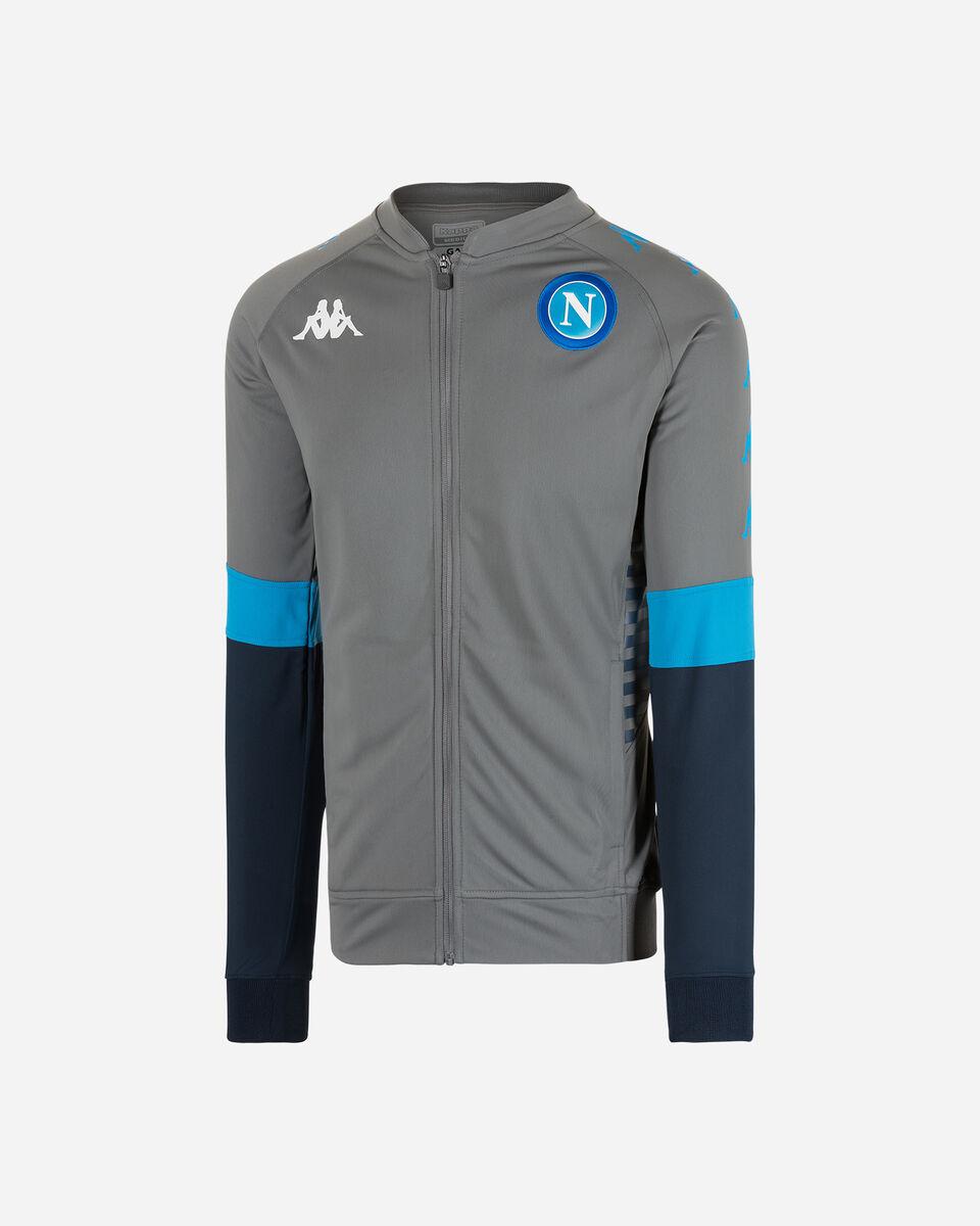 Abbigliamento calcio KAPPA NAPOLI 19-20 M S4068323 scatto 0