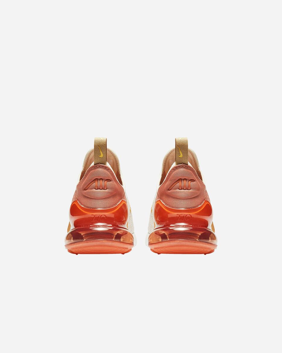 Scarpe sneakers NIKE AIR MAX 270 W S2010489 scatto 4